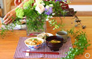 基礎料理講座全3回【カリキュラム】のご紹介