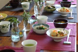 基礎料理講座Ⅰ 3期生の入門編第1回目